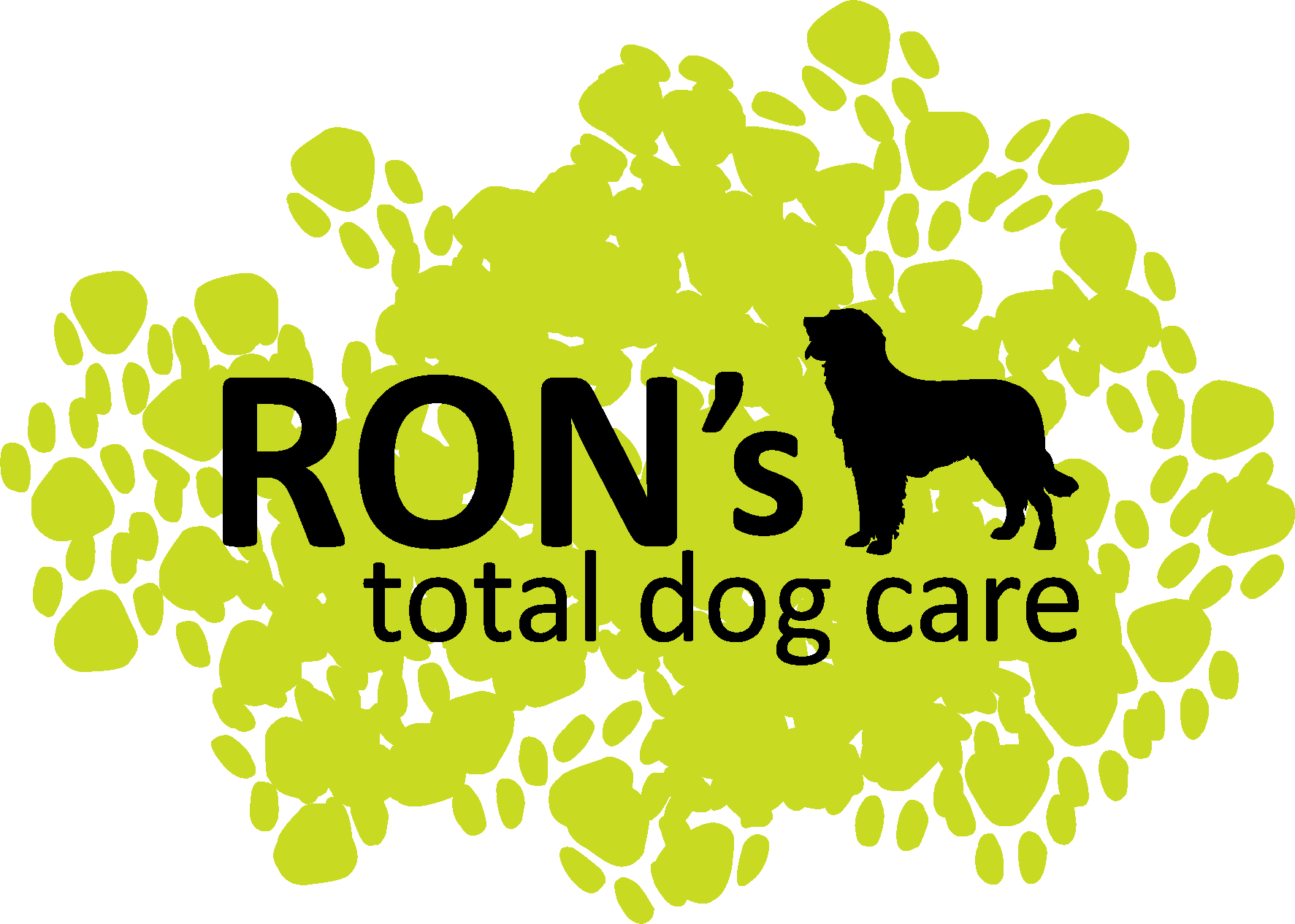 Logo Rons Total Dog Care